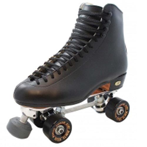 Riedell 220 Snyder Deluxe Super Elite Boys Artistic Roller Skates im test