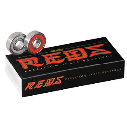 Bones Redz Skate Bearings, , 256