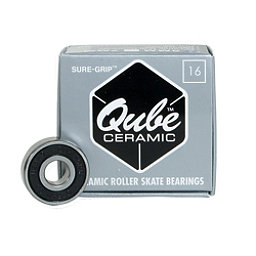 Sure Grip International QUBE Ceramic Skate Bearings, , 256