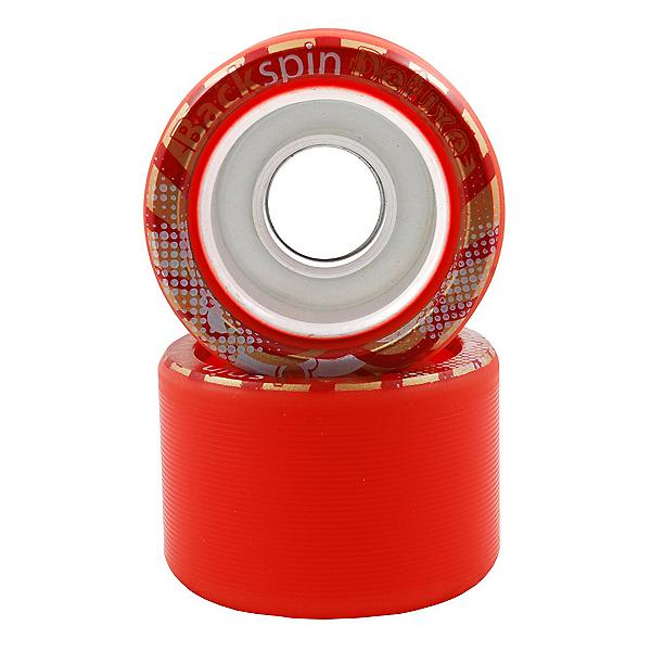 Backspin Deluxe Roller Skate Wheels - 8 Pack, , 600