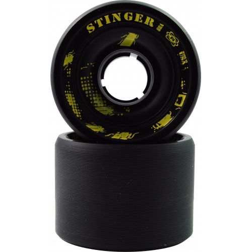 Atom Stinger Roller Skate Wheels - 8 Pack im test