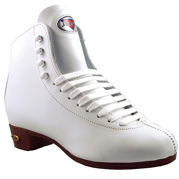 Sure Grip International 73 Womens Roller Skate Boots, White, 600