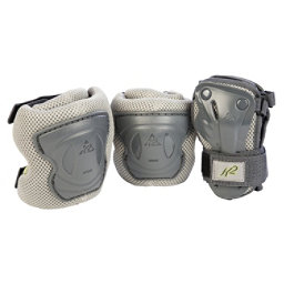 K2 Alexis Three Pad Pack 2018, Grey-Green, 256