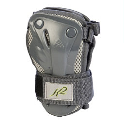 K2 Alexis Wrist Guards 2018, Grey-Green, 256