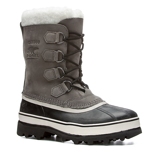 Sorel Caribou Womens Boots, Shale-Stone, 600
