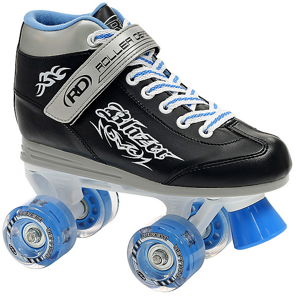 Roller Derby Blazer Lighted Wheel Boys Outdoor Roller Skates, , 600
