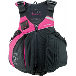 Stohlquist Betsea Womens Kayak Life Jacket 2018, Pink-Black, 256