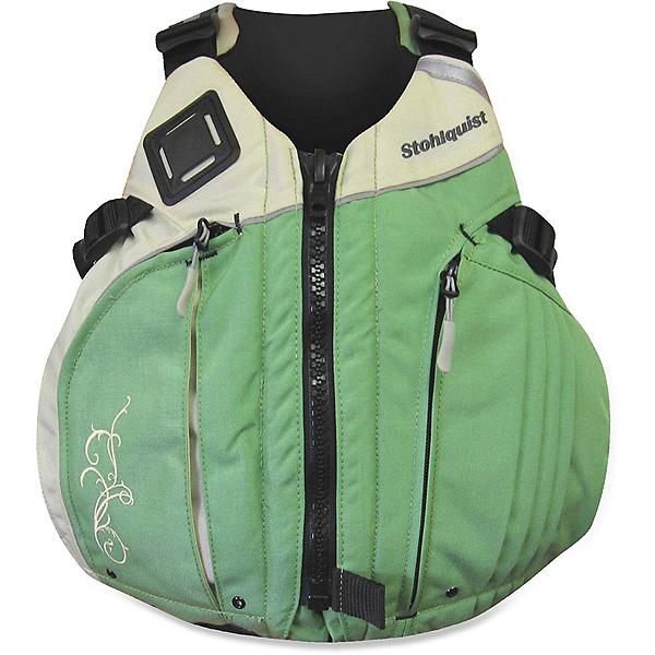 Stohlquist Betsea Womens Kayak Life Jacket 2018, Sage-Sand, 600