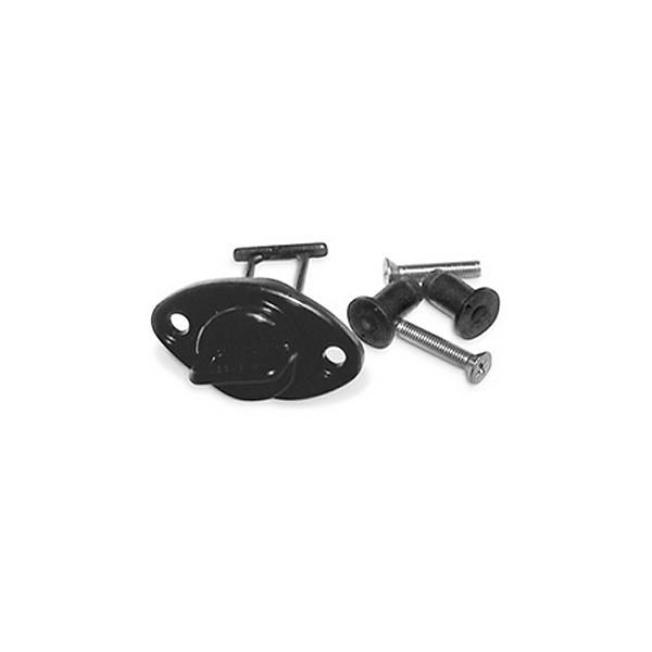 Harmony Kayak Drain Plug Kit, Black, 600