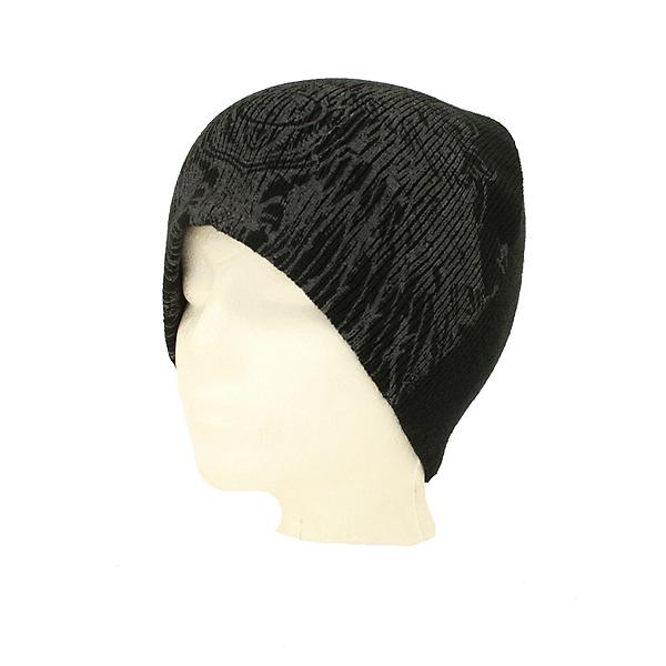 Hybrid Tees Ski or Snowboard Hat, Black, 600