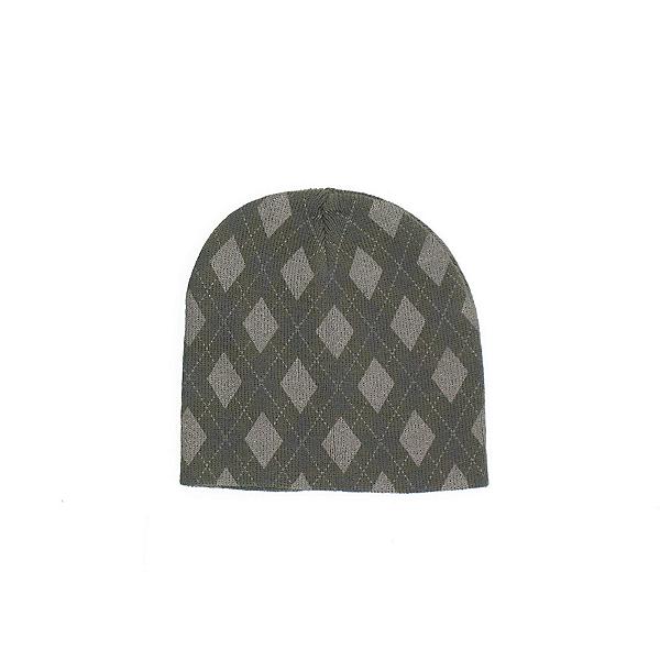 Hybrid Tees Ski or Snowboard Warm Beanie Hat Graphic Choices, Br W Diamond Pattern, 600