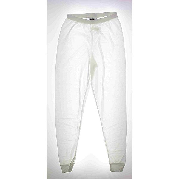 Kenyon 100% Polyester Womens Long Underwear Pants, White, 600