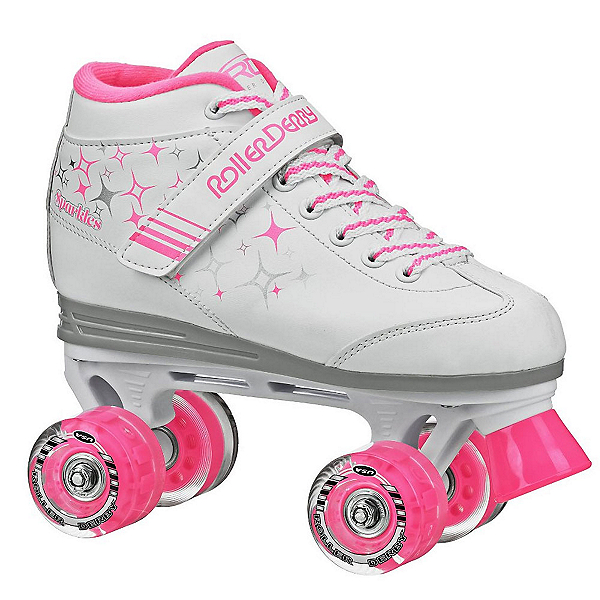 Roller Derby Sparkle Girls Outdoor Roller Skates, , 600