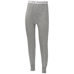 Medalist Midweight Gray Ski Mens Long Underwear Pants, , 256