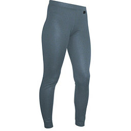 PolarMax Midweight Double Womens Long Underwear Pants, Grey, 256