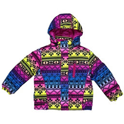 Pulse Snowbluff Jr Native Print Girls Ski Snowboard Jacket, , 256