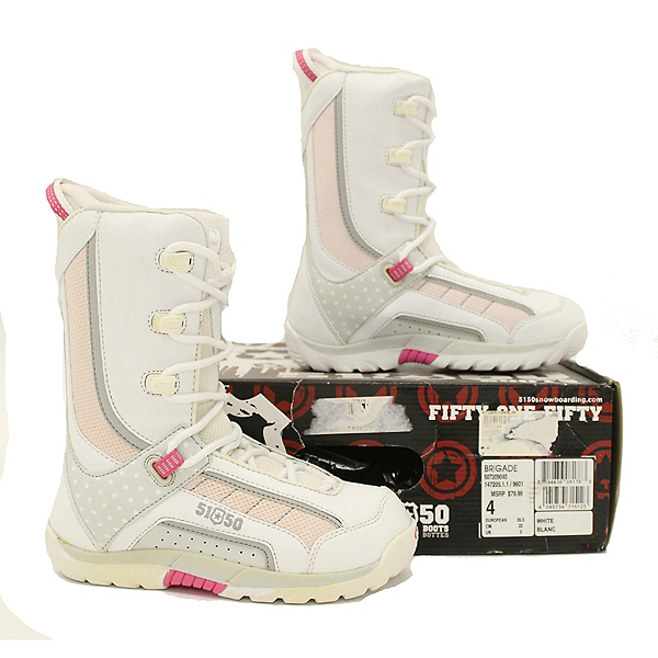5150 NEW IN BOX Brigade Snowboard Boots Youth Girls 4 & 5 SALE, , 600