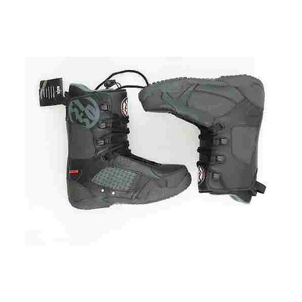 5150 Brand NEW Squadron Snowboard Boots CLEARANCE SALE, Black, 600