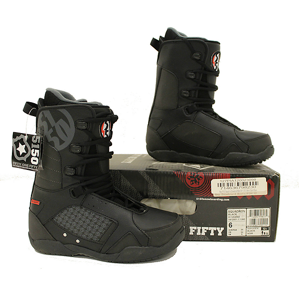 5150 NEW IN BOX Mens Squadron Snowboard Boots 6 & 7 SALE, , 600