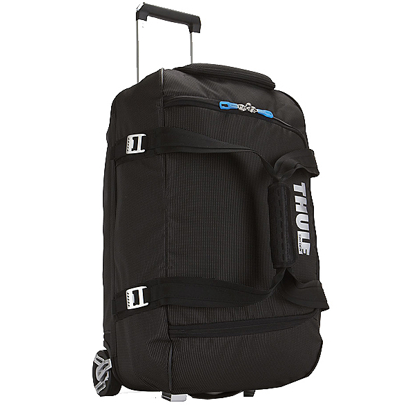 Thule Crossover 56L Rolling Bag 2020, Black, 600