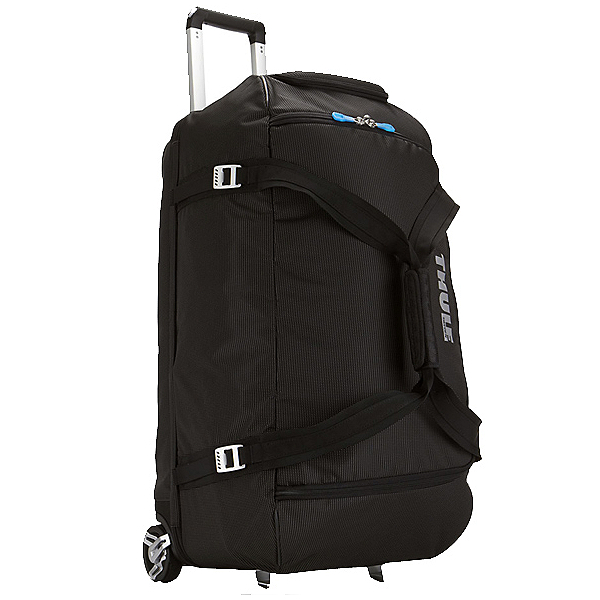 Thule Crossover 87L Rolling Bag 2019, Black, 600
