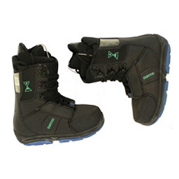 Burton Used Burton Progression Snowboard Boot Youth Size 3.0 - Mondo 21.0 Gray Snowboard Boots, Bkgnbu Hourglass, 256