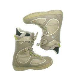 Burton Used Breed Snowboard Boots, Tan, 256