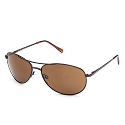 SunCloud Patrol Sunglasses, Brown-Brown Polarized, 256