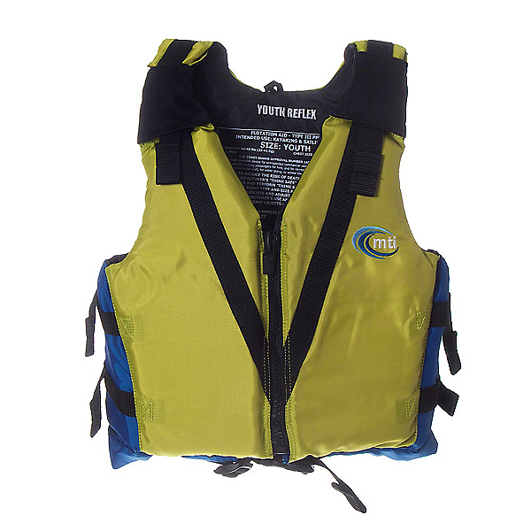 MTI Reflex Kids Kayak Life Jacket, , 600
