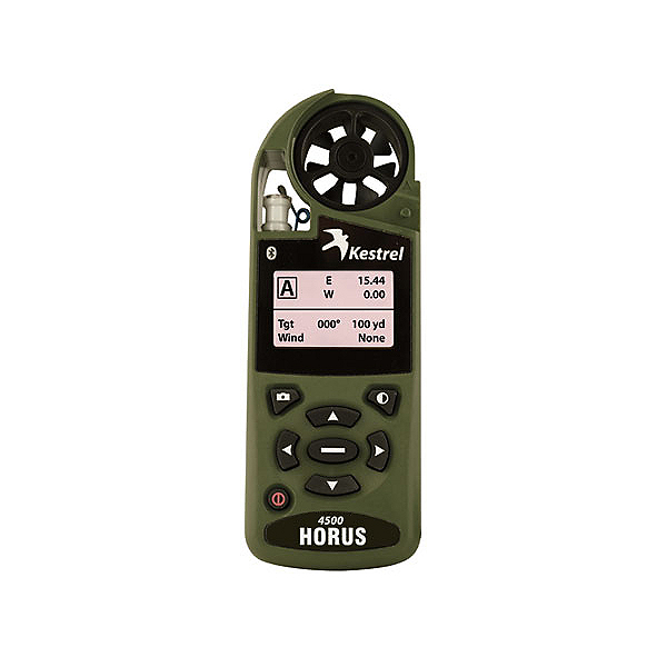 Kestrel Weather Tracker with Horus Atrag Ballistics and Bluetooth, , 600