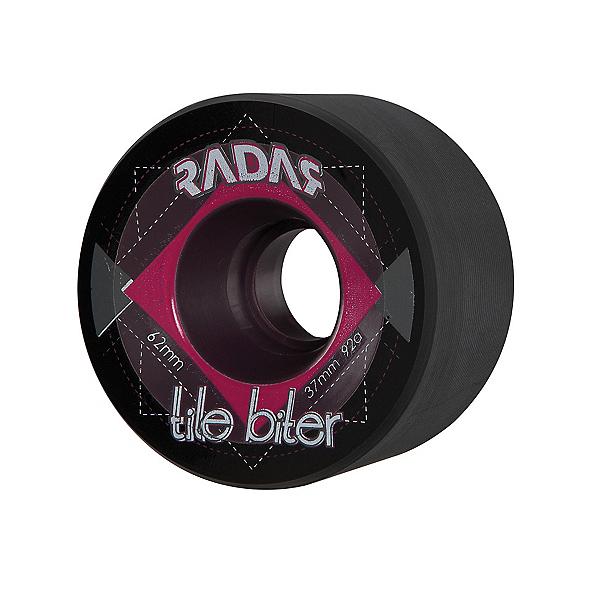 Radar Tile Biter Roller Skate Wheels - 4 Pack, , 600