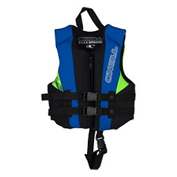 O'Neill Child USCG Vest Toddler Life Vest 2018, Black-Pacific-Day Glo, 256