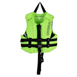 O'Neill Child USCG Vest Toddler Life Vest 2018, Dayglo-Dayglo-Black, 256