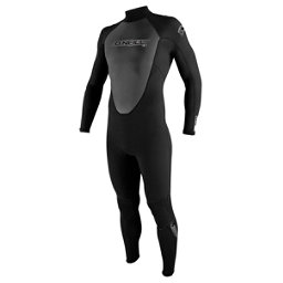 O'Neill Reactor 3/2 Full Wetsuit 2017, Black-Black-Black, 256