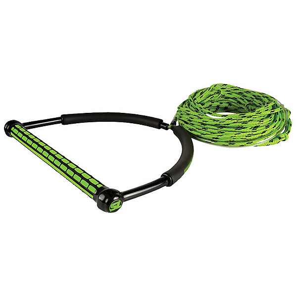 Straight Line TR9 Wakeboard Handle with Static Line Wakeboard Rope 2020, , 600