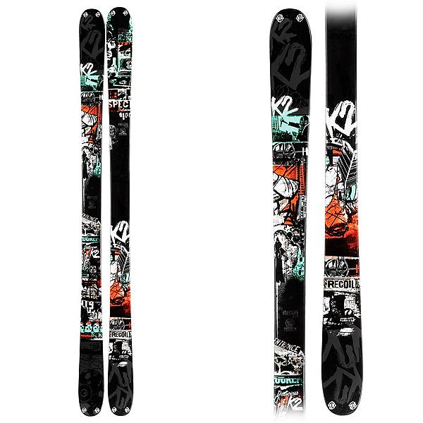 K2 Recoil Skis 2012