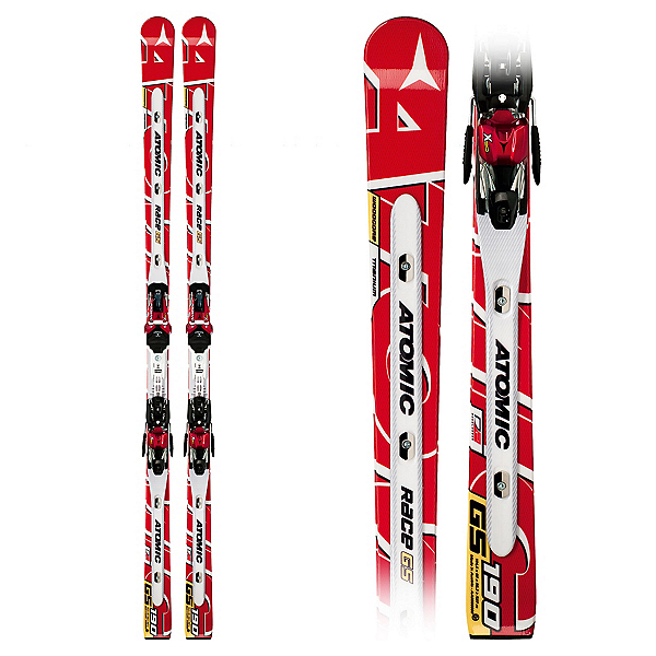 Atomic RS D2 GS Race Skis, , 600