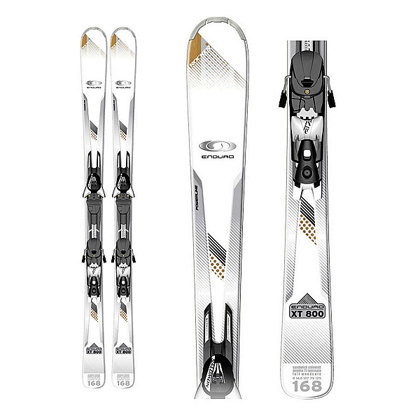 well known low price buy good Enduro XT 800 Skis with Protrak Z 12 Bindings