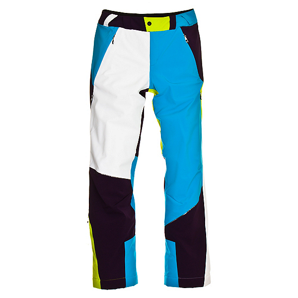 Spyder Thrill Athletic Fit Womens Ski Pants, , 600