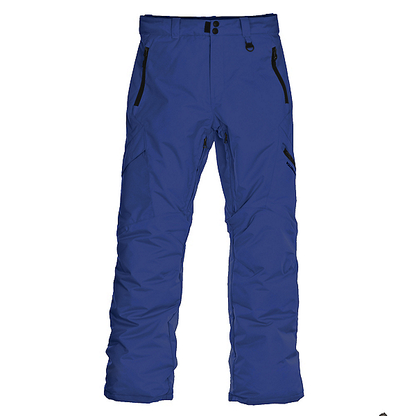 Boulder Gear Bolt Cargo Insulated Kids Ski Pants, Blue Indigo, 600
