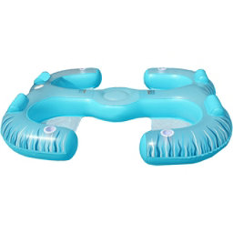 Rave Paradise Lounge Inflatable Raft, , 256