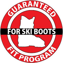 Guaranteed Fit Program For Ski Boots, , 256