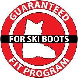 Guaranteed Fit Program For Ski Boots, , 256