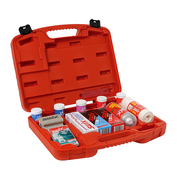 Swix T62F Waxing Case - Small Waxing Kit, , 600