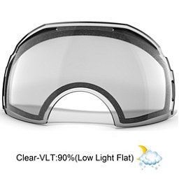 Oakley Airbrake Goggle Replacement Lens 2018, Clear, 256
