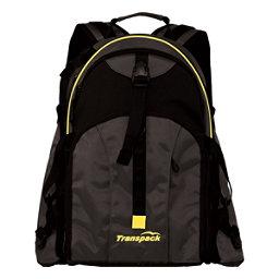Transpack Sidekick Pro Ski Boot Bag, Black-Yellow Electric, 256