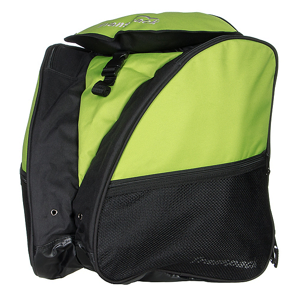Transpack XT1 Ski Boot Bag, Lime, 600