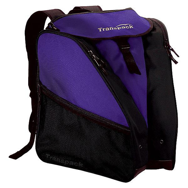 Transpack XTW Ski Boot Bag, Purple, 600
