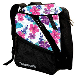 Transpack XTW Ski Boot Bag 2018, White Floral, 256