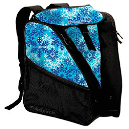 Transpack XTW Ski Boot Bag 2018, Aqua Snowflake, 256